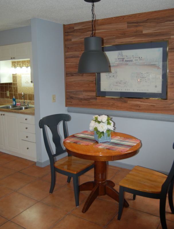 Furnished Apartments - The Dinning Room