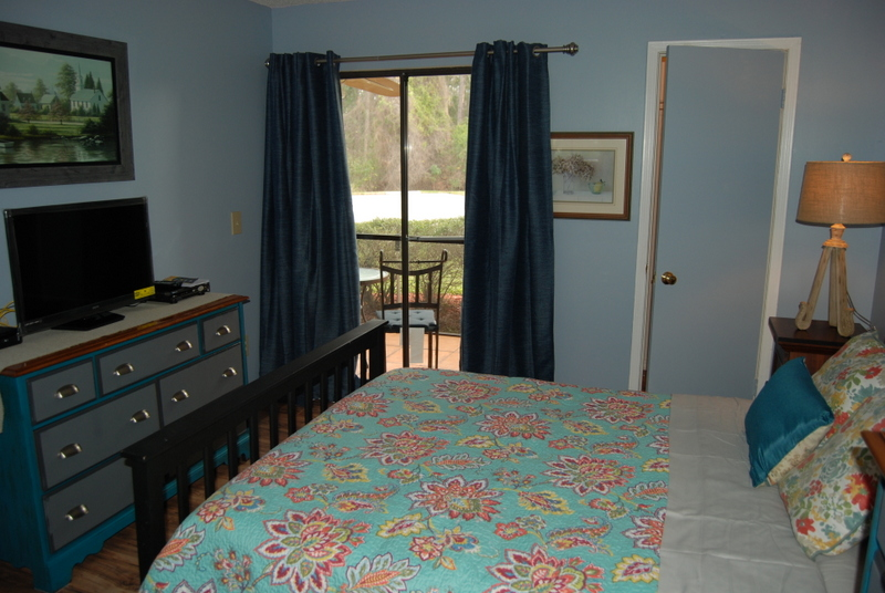 Furnished Apartments - The Master Bedroom